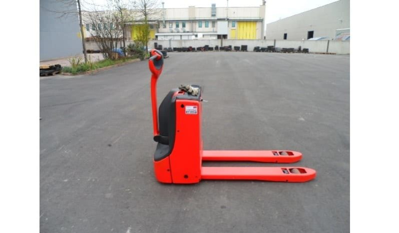 transpallet linde t16 serie 1152 nuovo in pronta consegna